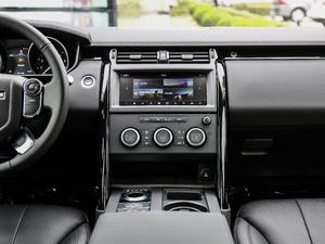2018款3.0L V6 SE 中控台