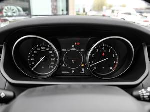 2018款3.0L V6 SE 仪表
