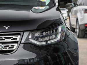 2018款3.0L V6 HSE 头灯