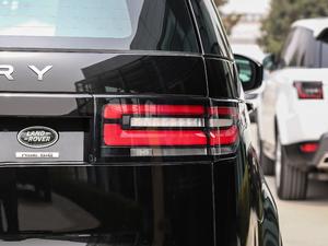 2018款3.0L V6 HSE 尾灯