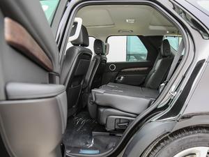 2018款3.0L V6 HSE 后排座椅放倒