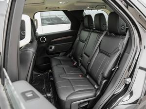 2018款3.0L V6 HSE 后排座椅