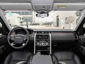 2018款3.0L V6 HSE 全景内饰