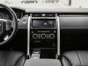 2018款3.0L V6 HSE 中控台