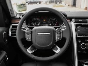 2018款3.0L V6 HSE 方向盘