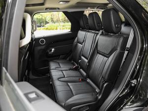 2018款2.0T SE 后排座椅