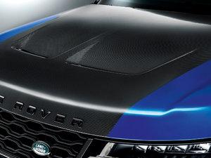 2018款5.0 V8 SVR 细节外观