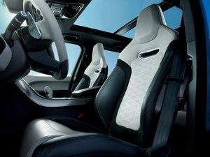 2018款5.0 V8 SVR 空间座椅