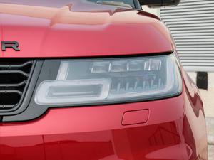 2018款3.0 V6 锋尚创世版DYNAMIC 头灯
