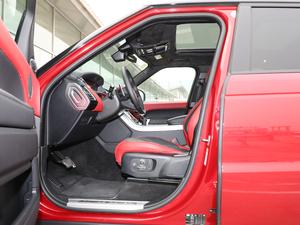 2018款3.0 V6 锋尚创世版DYNAMIC 前排空间