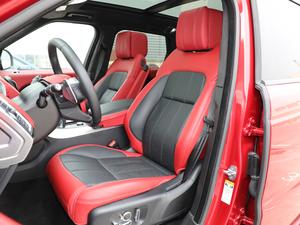 2018款3.0 V6 锋尚创世版DYNAMIC 前排座椅