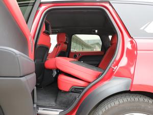 2018款3.0 V6 锋尚创世版DYNAMIC 后排座椅放倒