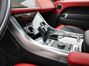 2018款3.0 V6 锋尚创世版DYNAMIC 变速挡杆