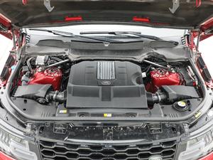 2018款3.0 V6 锋尚创世版DYNAMIC 发动机