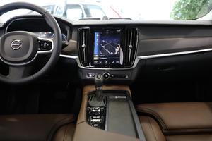 2019款T5 AWD 智尊版 中控台