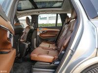 空间座椅沃尔沃XC90后排空间