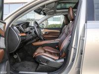 空间座椅沃尔沃XC90前排空间