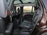 空间座椅沃尔沃XC90混动后排空间