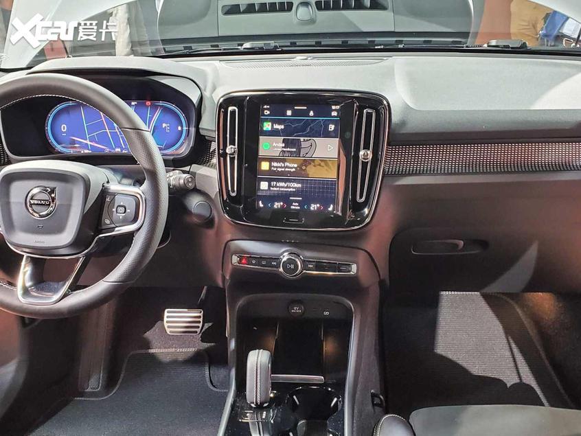 沃尔沃(进口)2019款沃尔沃XC40电动