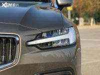 細節外觀沃爾沃V60頭燈