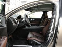 空間座椅沃爾沃V60前排空間