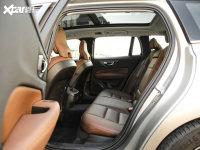空間座椅沃爾沃V60后排空間