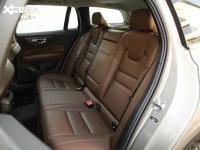 空間座椅沃爾沃V60后排座椅