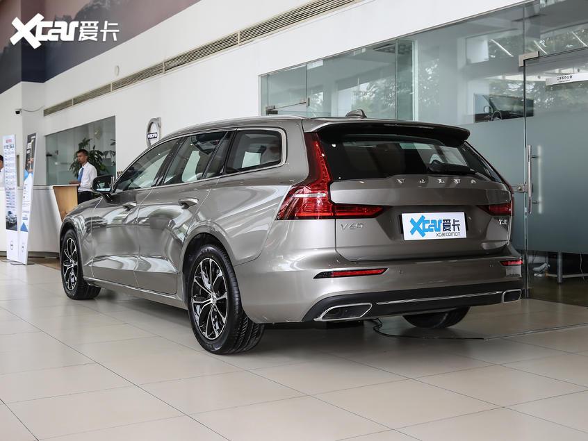 沃尔沃(进口)2020款沃尔沃V60