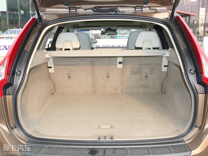 2012款沃尔沃XC60图片 空间座椅图片 891382