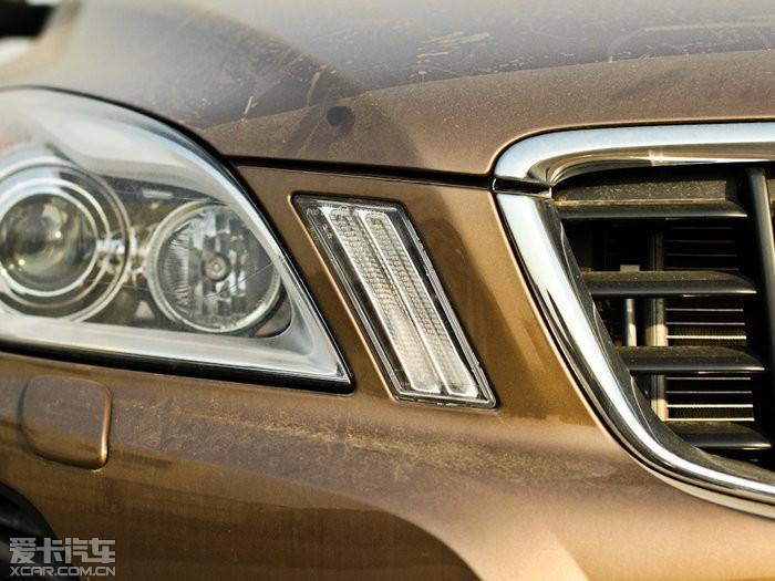2012款沃尔沃XC60图片 细节外观图片 986827