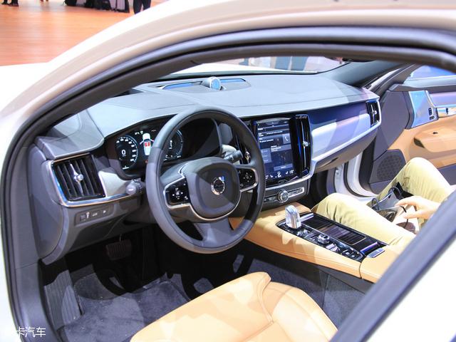 沃尔沃(进口)2016款沃尔沃S90混合动力