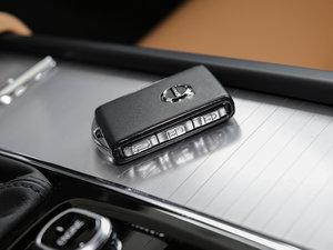 2017款T5 智逸版 钥匙