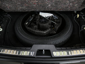 2017款T5 智逸版 备胎