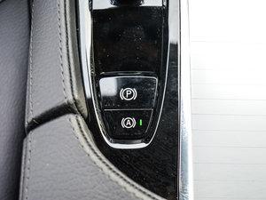 2017款T5 智逸版 驻车制动器