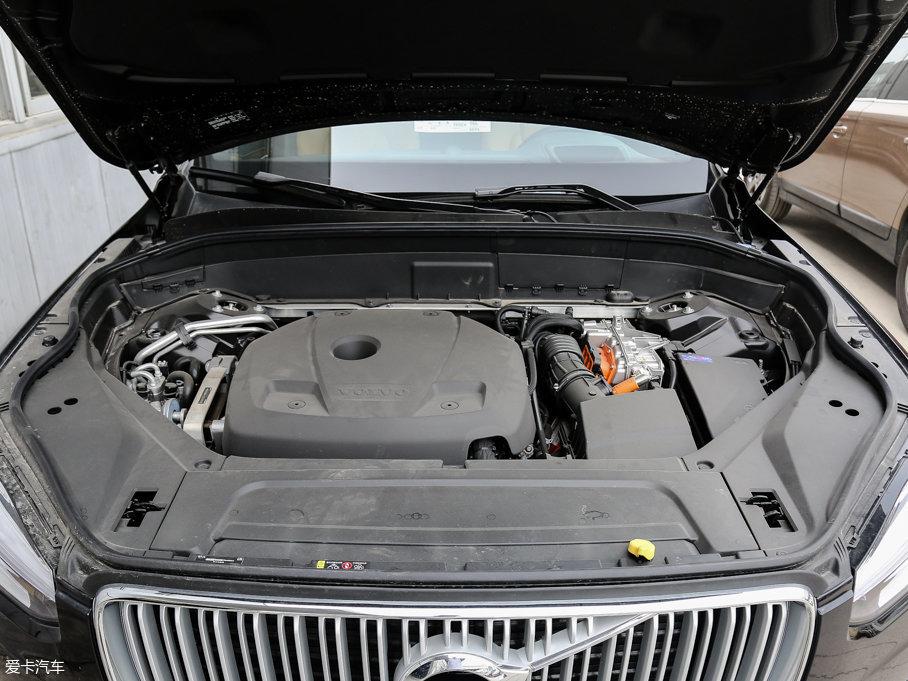 沃尔沃(进口)2017款沃尔沃XC90混合动力