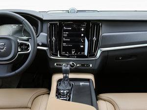 2017款2.0T T5 AWD 至尊版 中控台