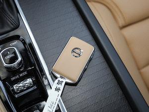 2017款2.0T T5 AWD 至尊版 钥匙