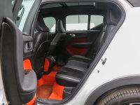 空间座椅沃尔沃XC40后排空间