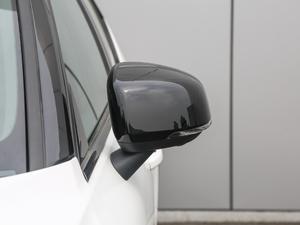 2019款T5 四驱运动 日暮水晶白限定版 后视镜
