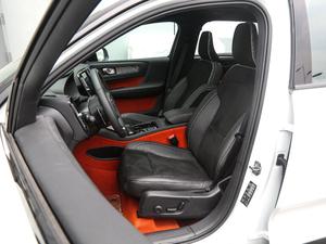 2019款T5 四驱运动 日暮水晶白限定版 前排座椅