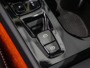 2019款T5 四驱运动 日暮水晶白限定版 驻车制动器