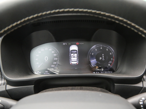 2019款T5 四驱运动 日暮水晶白限定版 仪表