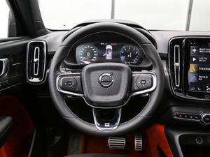 2019款T5 四驱运动 日暮水晶白限定版 方向盘