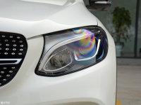 细节外观奔驰GLC 轿跑SUV头灯