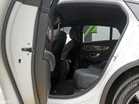 空间座椅奔驰GLC 轿跑SUV后排空间