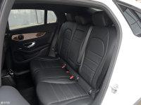 空间座椅奔驰GLC 轿跑SUV后排座椅