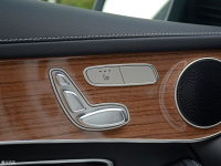 空间座椅奔驰GLC 轿跑SUV座椅调节