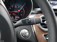中控区奔驰GLC 轿跑SUV变速挡杆