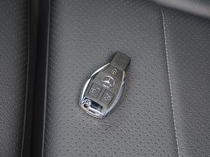 2018款GLC 260 4MATIC 轿跑SUV 钥匙