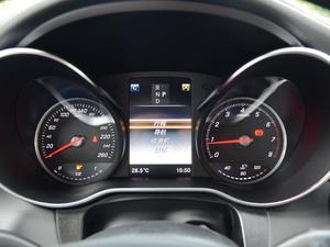 2018款GLC 260 4MATIC 轿跑SUV 仪表